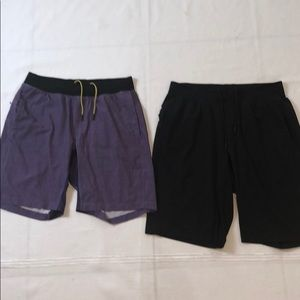 Lululemon men shorts